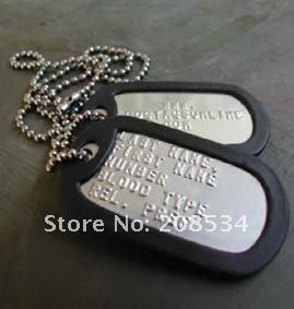 de etiquetas de cão militar handheld máquina