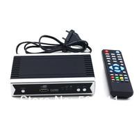 новый бесплатная доставка высокой четкости стандарта DVB-S2 с поддержкой DVB-S и MPEG-2 в стандарте DVB USB в качестве HD цифровой спутниковый ресивер + пульт дистанционного управления
