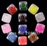Бесплатная доставка уф-гель с блестками уф-строитель цвета гель 8 мл ногтей ezflow уф-гель непрозрачные уф-гель лак для ногтей оптовая продажа