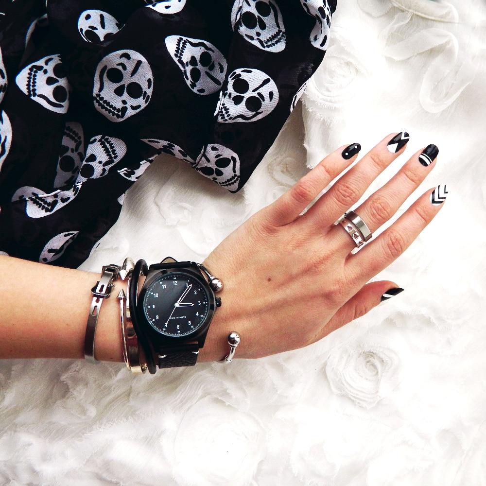 Стильные крупные часы унисекс с Алиэкспресс