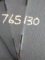 hair removal IPL SHR Xenon lamp 7x65x130mm