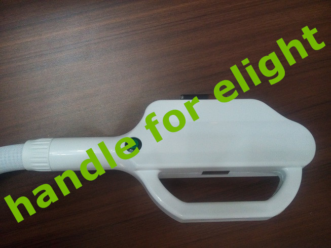 epilation elos handle with 3 filters changeable