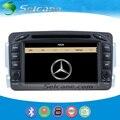 Seicane GPS Навигационная Система Для 1998-2004 Mercedes Benz CLK C209 W209 Радио Dvd-плеер Камеры Заднего Вида 1080 P видео