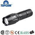A new Military Grade Aircraft Grade Aluminum Tactical Flashlight X800