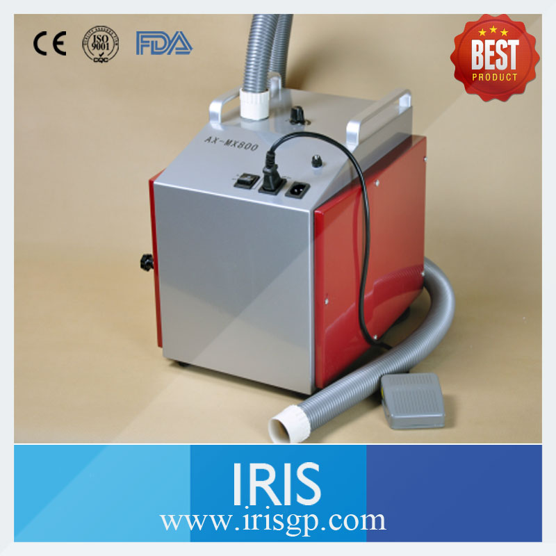 110/220V AX-MX800 Dental Vacuum Dust Extractor Lab Equipment for Extraction in Labs