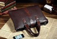 мода мужчины из натуральной кожи портфель сумки деловая сумка опт и розница стиль сша бренд fsdwg