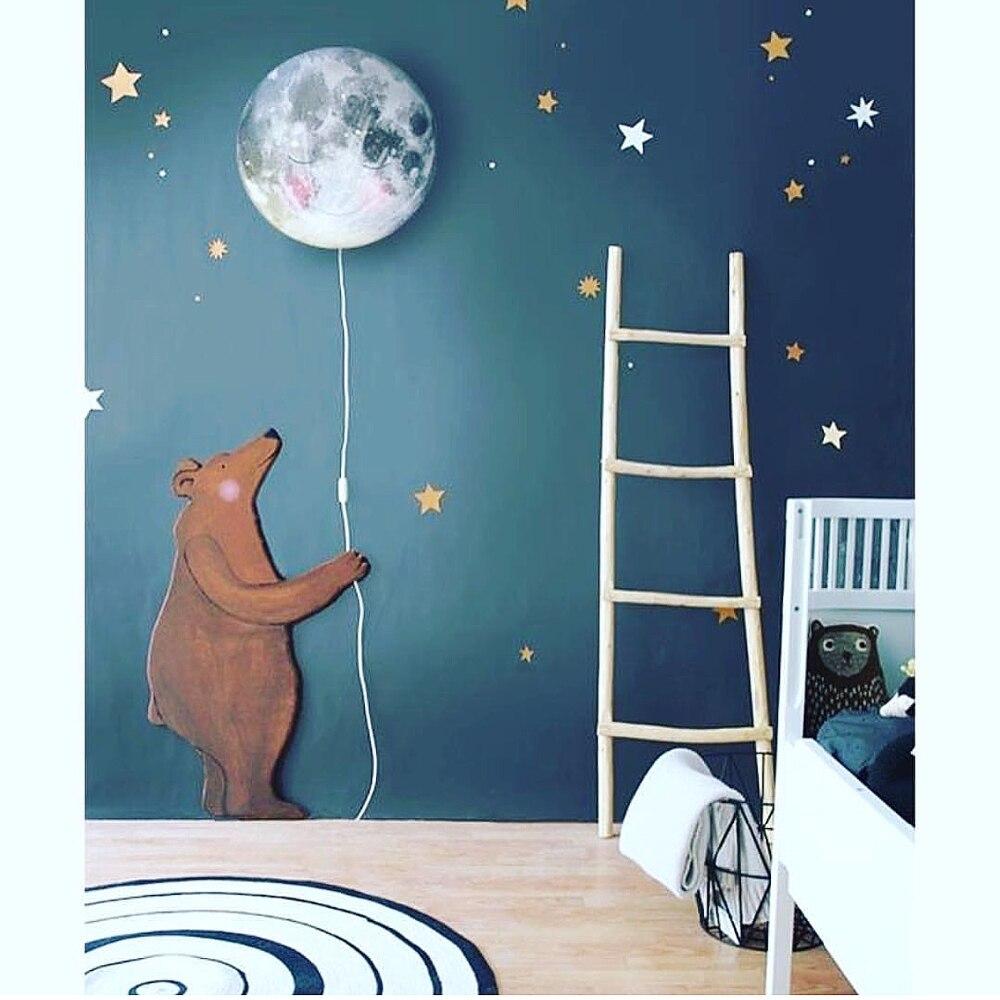 Лампа «Луна» с Алиэкспресс