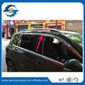 Отличное Качество Покрытия Окна Автомобиля Visor Отражатель Солнце Дождь Гвардии Defletor Для Tiguan