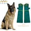 Высокое качество Анти-укуса перчатки тактические дрессировка для собаки кошки укуса змеи царапинам защитный Обучение Кормления перчатки