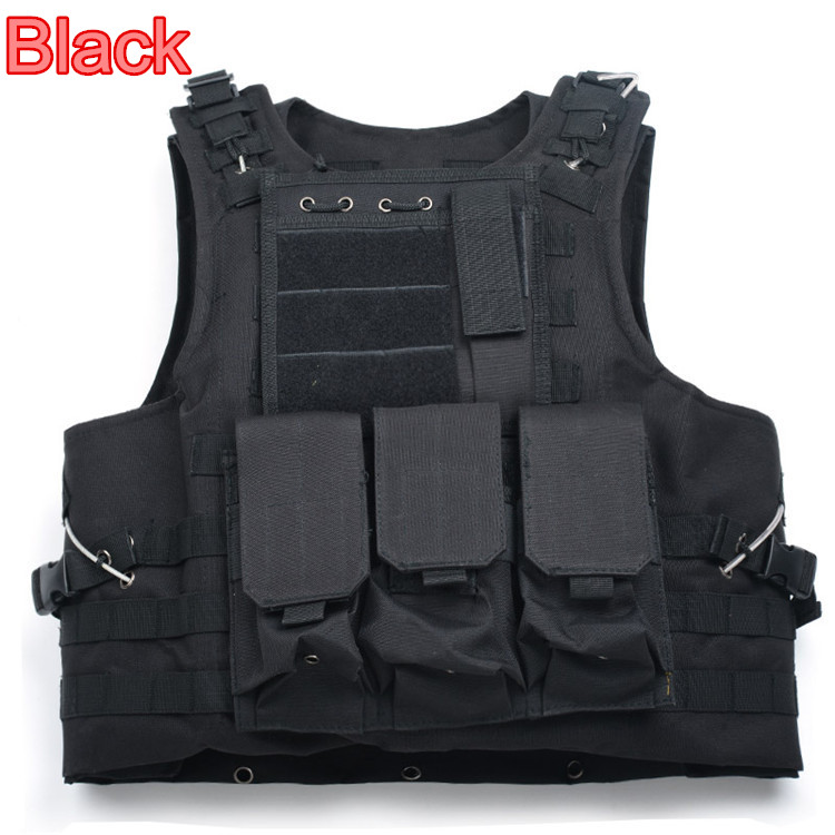 ФОТО New Arrival CS Paintball Airsoft Armour Tactical Military Combat Assault Vest Outdoor Training Hunting Waistcoat Safety Clothing