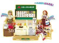 120163 бесплатная доставка мечта / девушка игрушка / подарки на день рождения / мечта макдональдс / моделирование / произношение