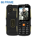 Original Servo V3 Quad Sim Mobile Phone Dustproof Shockproof 2.4 inch Phone 4 SIM cards GPRS Russian Language keyboard