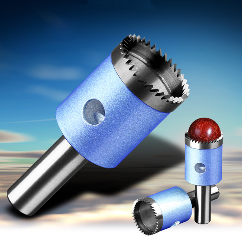 6-18mm Tungsten alloy steel Woodworking Router Bit Buddha Beads Ball Knife Beads Processing Drill Tool Fresas Para CNC