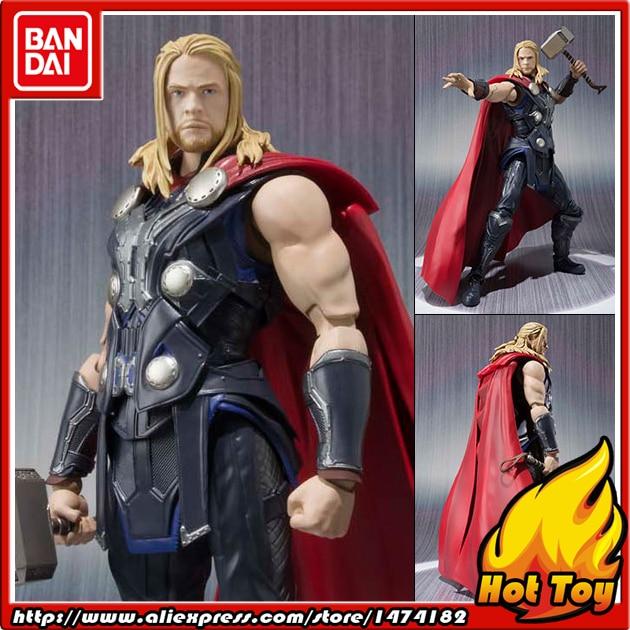 100% Original BANDAI Tamashii Nations S.H.Figuarts (SHF) Action Figure - Thor from