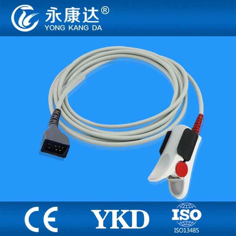 Nonin Adult Finger Clip Spo2 sensor  for 8500/8600/8700/8800Nonin Adult Finger Clip Spo2 sensor  for 8500/8600/8700/8800