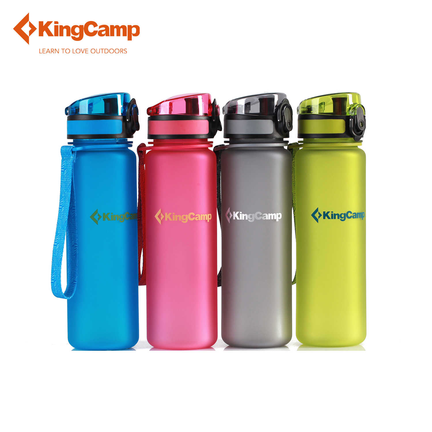 ef15949f6ba KingCamp 500ml Sport Bottle Portable Juice Drink Bottle For Outdoor Sports  Cycling Travel Camping Climbing Hiking