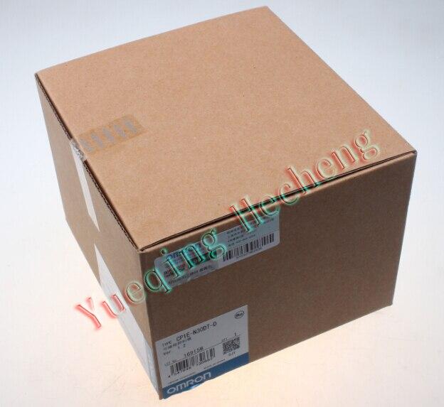 все цены на  1PC New in Box Original PLC MODULE CP1E-N30DT-D CP1EN30DTD  онлайн
