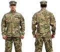9 colores! camisa + pantalones uniformes multicam camuflaje uniforme militar Táctico militar del ejército uniforme