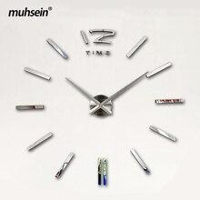 muhsein 2016 New Arrivals Wall font b Clocks b font Creative Modern Wall Stickers Unique Big