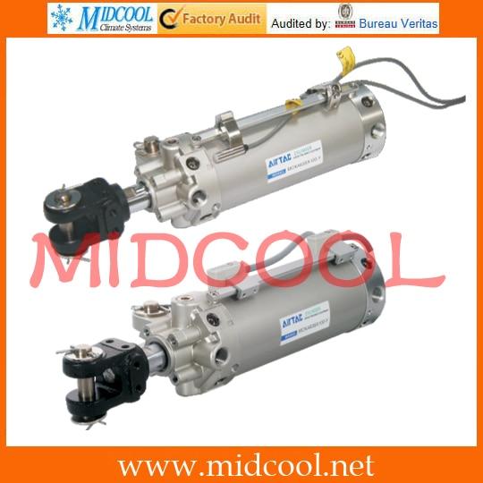ФОТО Original AirTAC Clamping cylinder MCK Series MCKA40x75Y