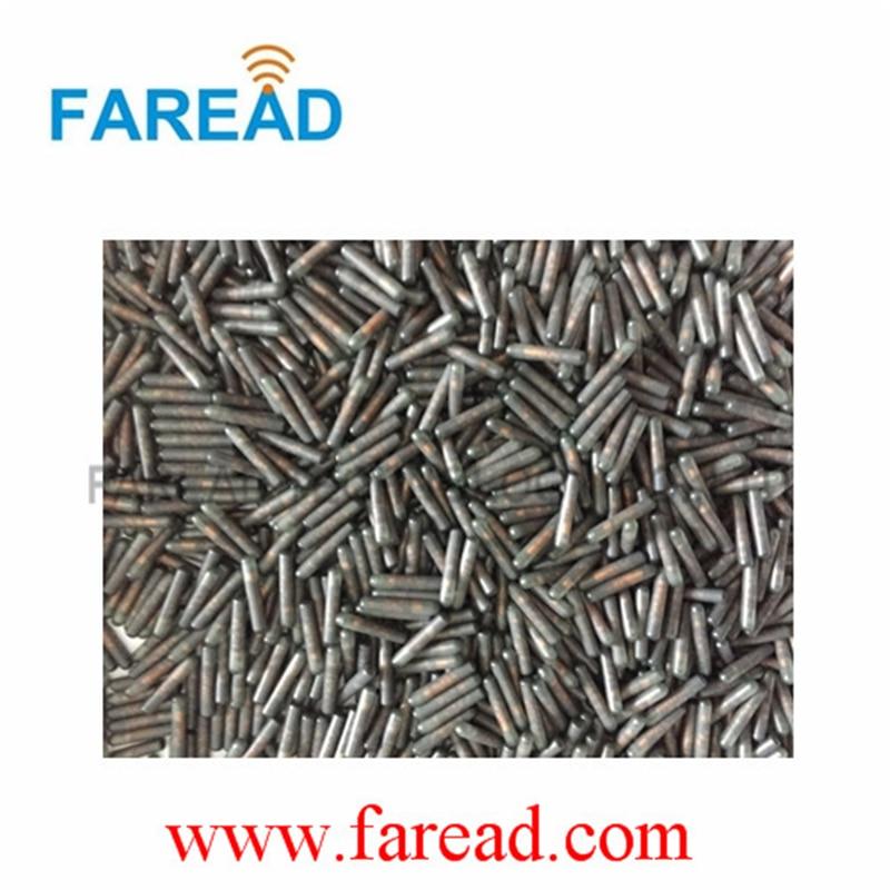 x40pcs  125KHZ RFID glass microchip transponder  4*22mm/3.85*22.5mm TI HDX  цена и фото