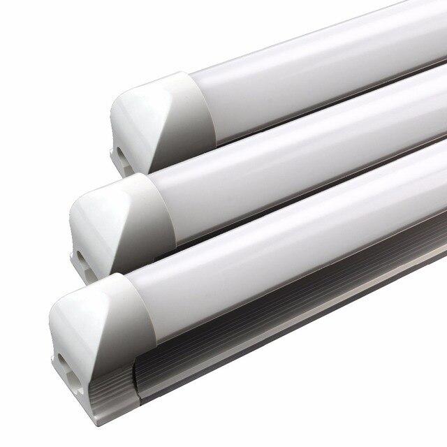 10 шт. integrated T8 3ft светодиодные трубки 900 мм 0.9 м 14 Вт привело дневной свет трубки AC85-265V Холодный/ теплый белый CE РОШ