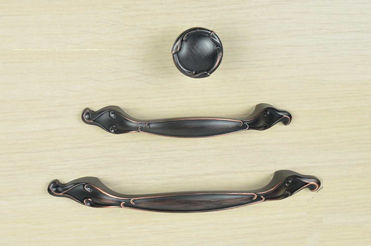 UNLOCKS New Oil Rubbed Bronze DIY Cabinet Drawer Pull Handle ...