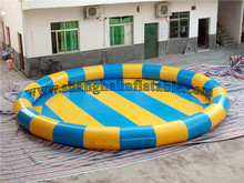 low cost colorful inflatable pool /good quality inflatable swimming pool