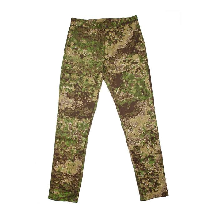 Greenzone  Tight Cut RIPSTOP PANTS   / Tactical Army Ripstop Pants Pencott Camo GZ