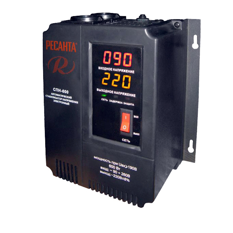 Voltage stabilizer RESANTA SPN-600