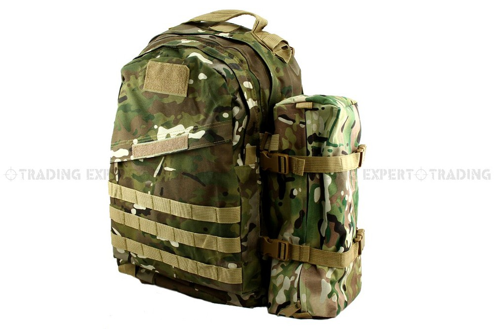 Sports & Entertainment cg-03-cp Outdoor Military Tactical Backpack Usmc 3d+1 Assault Backpack Bag Multicam