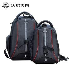 M, L размер нейлон черный Профессиональные SJB-006 рюкзак двойной сумка SLR фотокамеры фотографии аксессуары