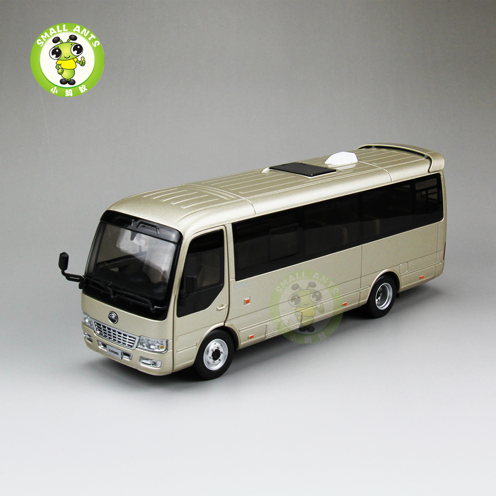 1/32 Scale China YuTong T7 Diecast Bus Model Toys Gift Hobby Collection1/32 Scale China YuTong T7 Diecast Bus Model Toys Gift Hobby Collection