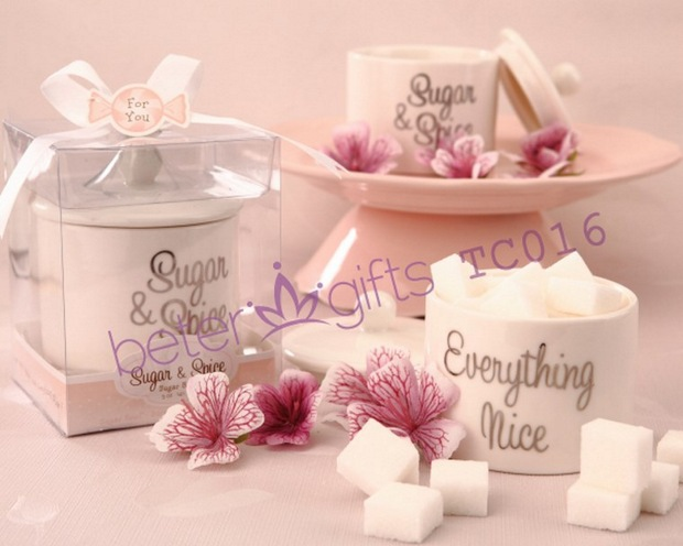 24box Bachelorette Party Butterfly Sugar Jar Party Decor