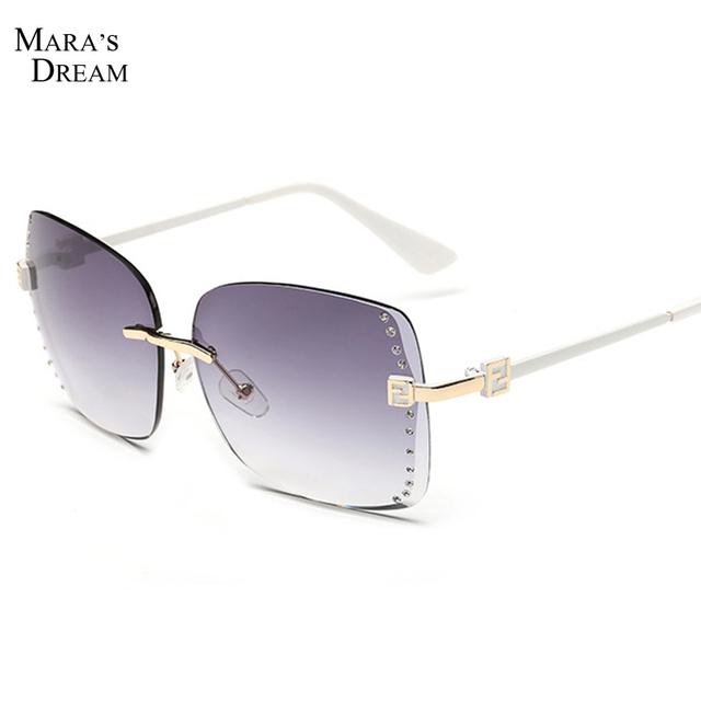 Besigner com o logotipo da marca Top óculos mulheres marca Designer de alta qualidade de óculos armação óculos