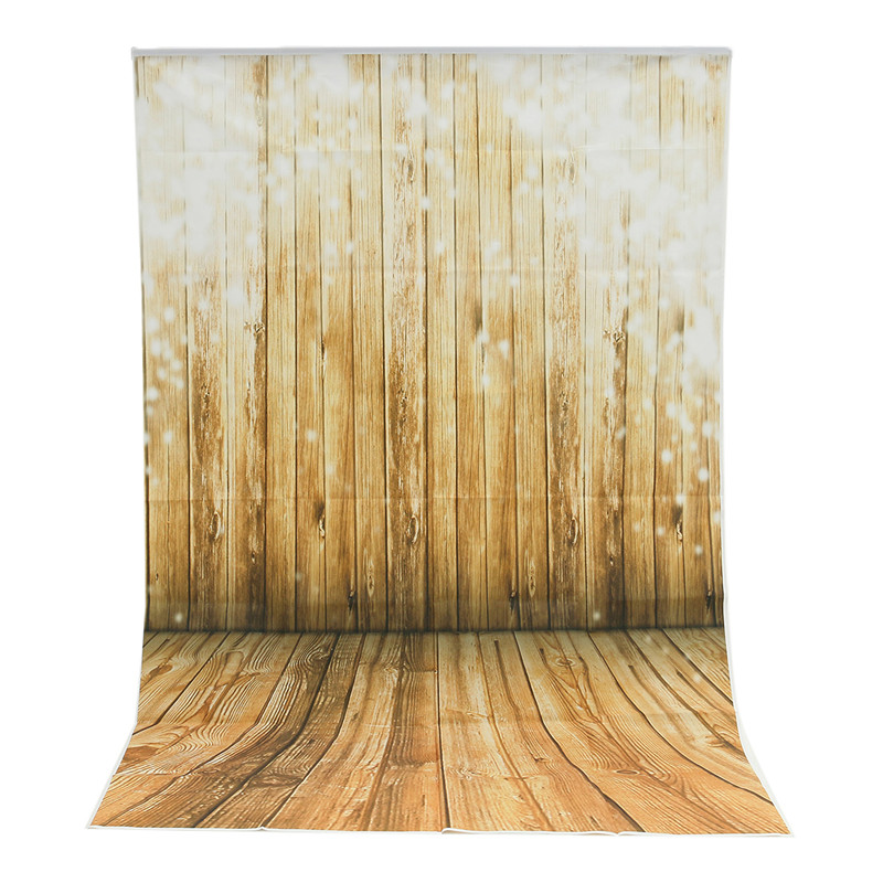 3x5ft Wooden Wall Floor Photography Backdrops photo Studio Props Vinyl kids Photography background cloth 100x 150cm wooden floor and brick wall photography backdrops computer printing thin vinyl background for photo studio s 1120