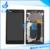 1 unidades el envío libre de piezas de repuesto de pantalla para sony xperia Z L36h LT36 C6603 pantalla lcd con el digitizador + marco