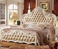 Classic style Luxury dormitorio talla muebles 0409-A812