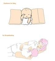 809 новый по уходу за ребенком мама беременность беременным спящая уход постельное белье талия поддержка подушка позиционера главная офис подушки