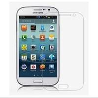 бесплатная доставка + i8262d i9260 i9082 Гранд i9500 с и699 качестве HD пленка прозрачная пленка наклейка оптовая продажа