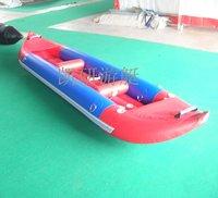 12 футов надувная лодка caneo / каяк