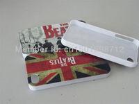 горячая 10 шт./оптовая лот приключения время марселина трудная крышка белый чехол для iPhone 4 с 4G и 4S + бесплатная доставка