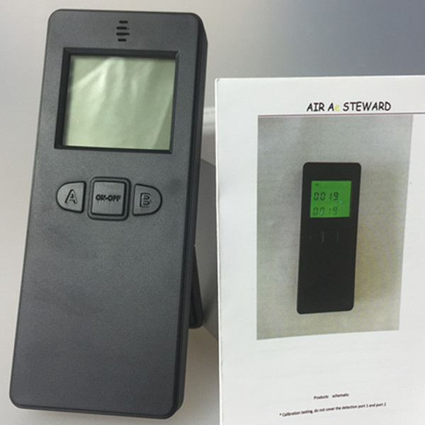 Global real-time air quality meter, Formaldehyde(CH2O) and VOC meter from Ohmeka global global adv workbook