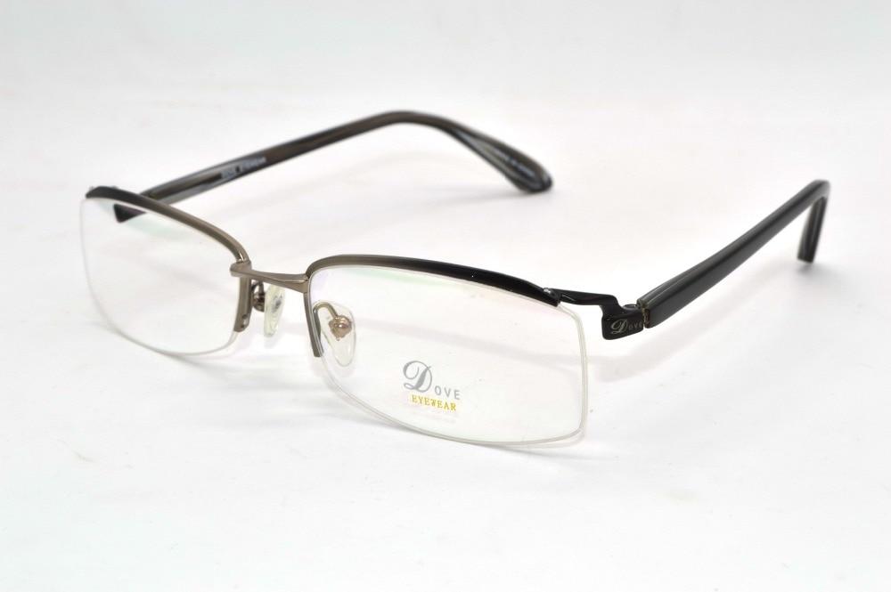 Ocasiones formales caballero estilo gafas de Aleación de Titanio ...