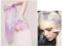 бесплатная доставка 2 коробки / много мода продукты для краска волос мел 24 цвет
