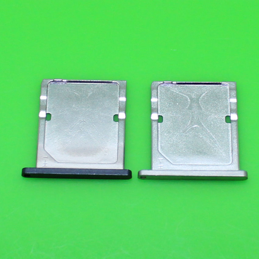 2models Brand New Micro Sim Card Tray Slot Holder for Xiaomi Mi 4 M4 Mi4 SIM Adapter Replacement Parts