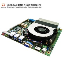 Desktop Application and DDR3 Memory Type industry H81 motherboard With 2Com