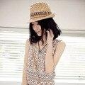 2016 new arrival summer women's sun hats beautiful beach casual sun hats Bohemia style sun hats 1526263124