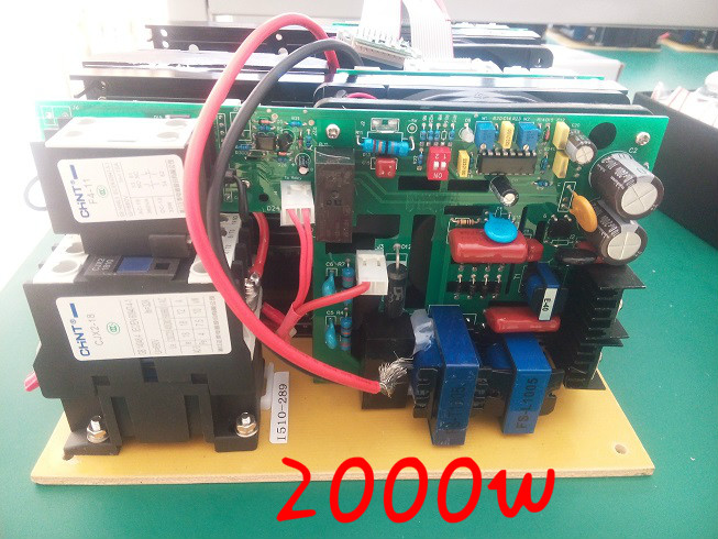 2000w ipl xenon flash lamp power modulator