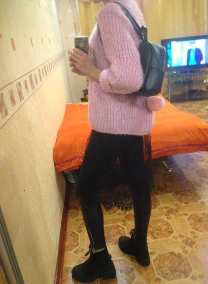 Пляжная накидка/или накидка под одежду и мои варианты носки под одежду :)